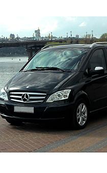 Минивэн такси Сочи - Керчь